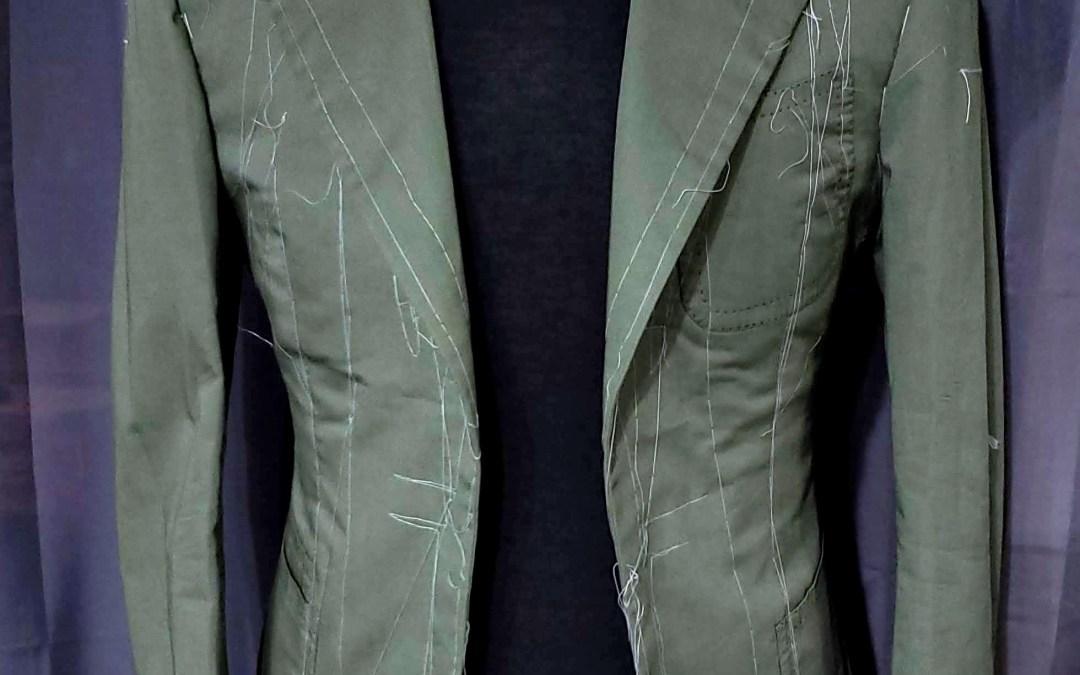 Bespoke 3 Roll 2 Jacket