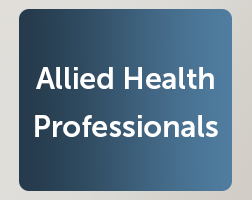 Allied health professional