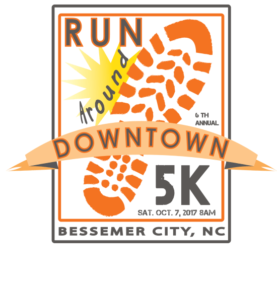 Run Around Downtown 5k and 2k Walk @ Downtown Bessemer City, NC