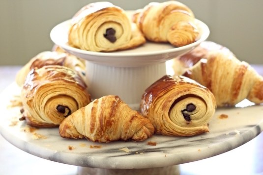 authentic French croissant recipe