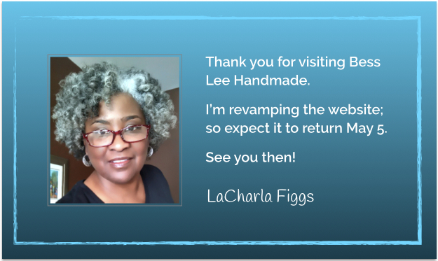 Bess Lee Coming Soon Message
