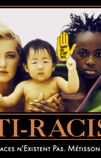 Les races n'existent pas mais on  les affirme quand même.