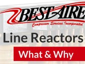 Variable Speed Air Compressor Line Reactor