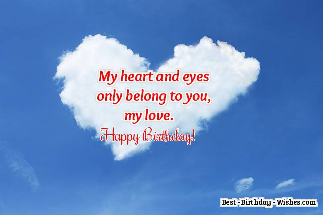 42 Birthday Wishes For Boyfriend Funny Romantic Messages For Him