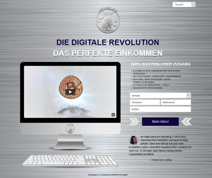 Hier geht es zur digitalen Revolution auf: beste Network Marketing Produkt