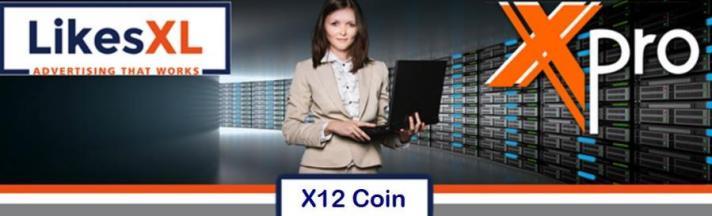 X12 Coin und XPro