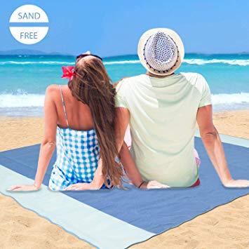 les meilleurs tapis de plage anti sable