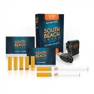 South Beach Smoke Deluxe Starter Kit