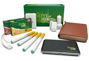 Green Smoke Ultimate Kit