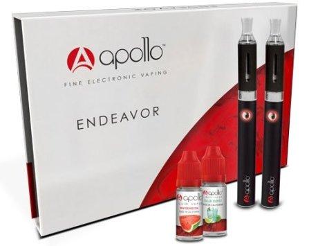Apollo Endeavor Vaporizer Kit for beginner vapers