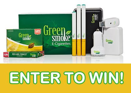 Enter to Win a Green Smoke Pro Kit on Best-e-cigarette-guide