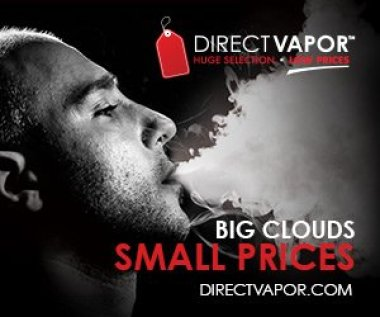 DirectVapor Cheap ecigs and Diacetyl free eliquids