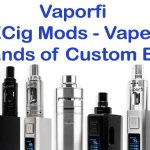 Top Ecig Mods, Vape Pens and Thousands of Custom E-liquids