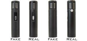fake vs real vaporizers