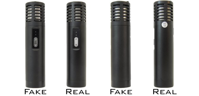 fake vs real vaporizers
