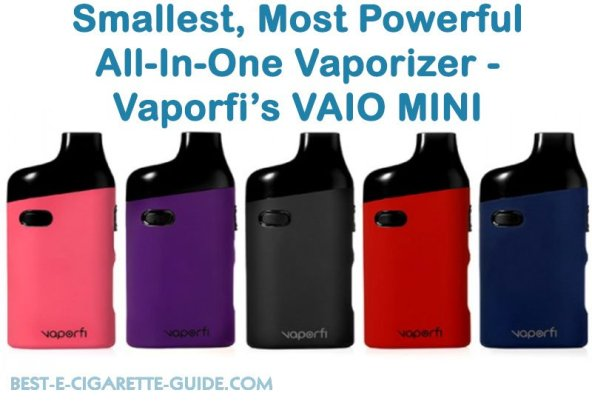 Vaporfi VAIO MINI Review