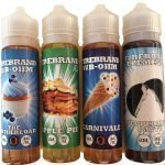 You Won't Get Fat with These Rich Tasting E-Liquids from Firebrand