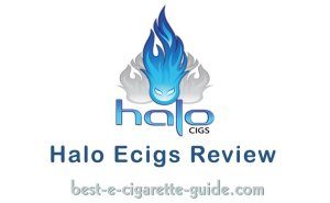 Halo Ecigs Review