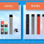 RUBI Vape Pod Pen vs JUUL – Which Ecig is a Better Choice?