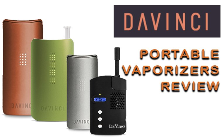 DAVINCI Portable Vaporizers Review-Featured image-
