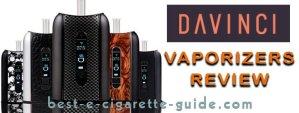 Davinci Vaporizers Review