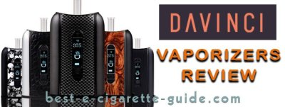 Davinci Vaporizers Review