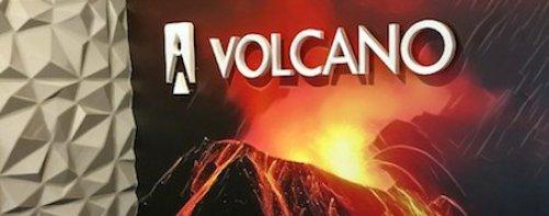 Volcano vapes logo