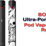 BO One Ultra-Portable Pod Vape Pen Review – 2018
