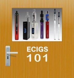 ecigarettes 101 door and vaporizers