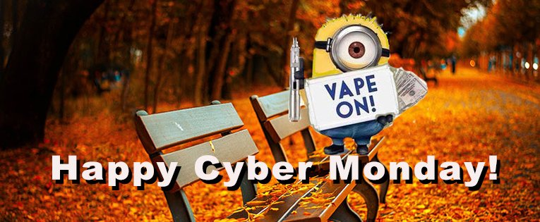 Cyber Monday Vaping Sales Review