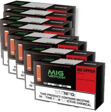 Mig Vapor V2 Cartridges