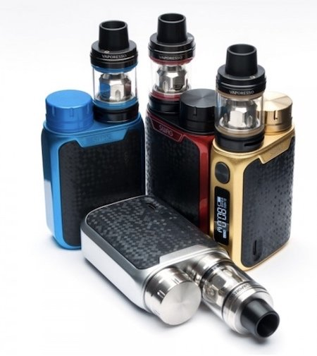 Vaporesso Swag-Halo in 4 colors