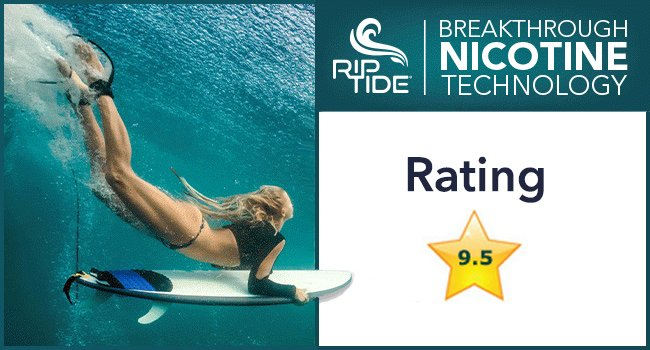 RIPTIDE 9.8 Rating image
