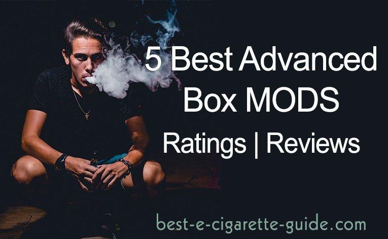New best advanced box mod ratings