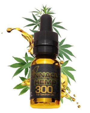 Pinnacle CBD Tincture/E-Liquid