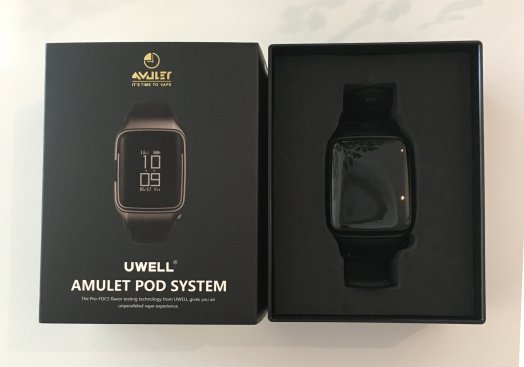 Amulet Pod Watch System in box
