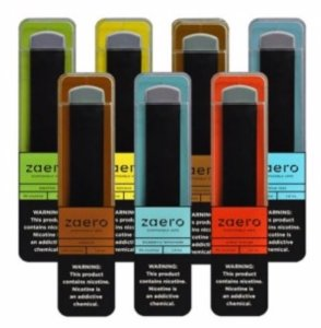 Zaero Disposable Vape in 7 flavors