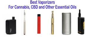Best Vaporizers for Cannabis, CBD and Other Essential Oils Featured image-2020