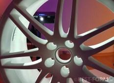 3D-Scan Felge