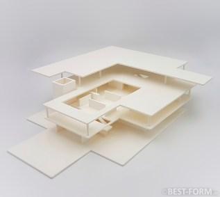 Architekturgebäude