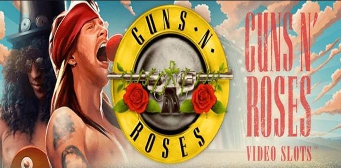 Новый игровой автомат Guns N' Roses