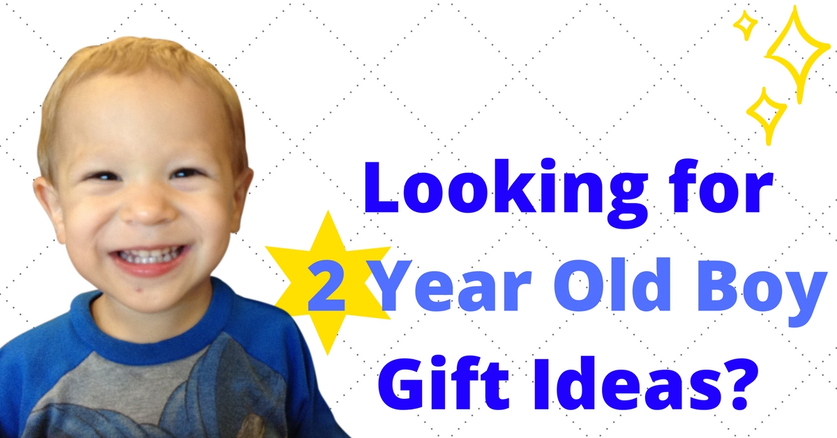 REALLY GREAT Presents For 2 YEAR OLD BOYS! 2019 Gift Guide