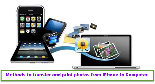 Methods To Transfer And Print Photos From iPhone 6 Plus