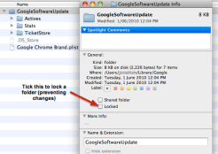 Controlling Google Software Updates