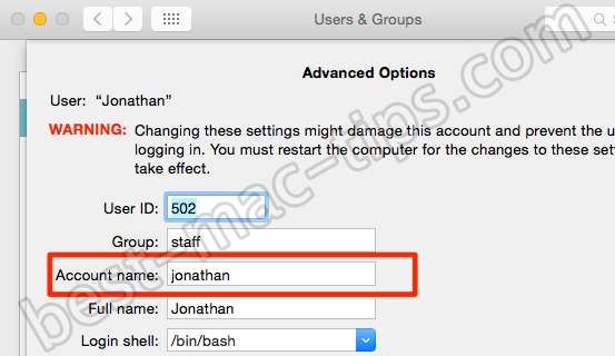 System-Preferences-username-advanced