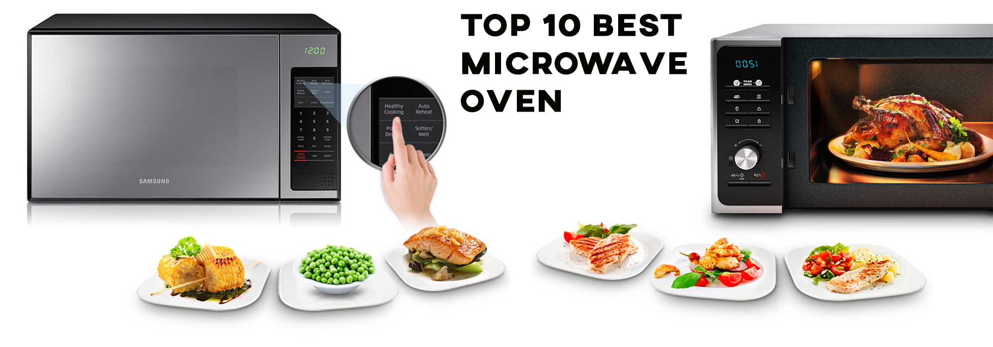 best microwave oven and best countertop