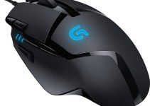 Logitech G402 Hyperion Fury Mouse Review