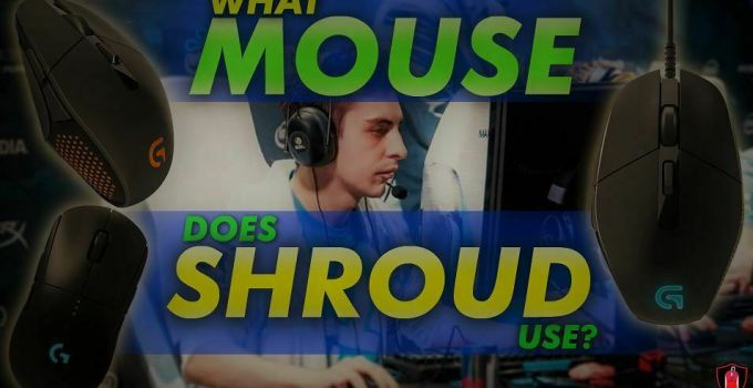 What Mouse Does Shroud Use?