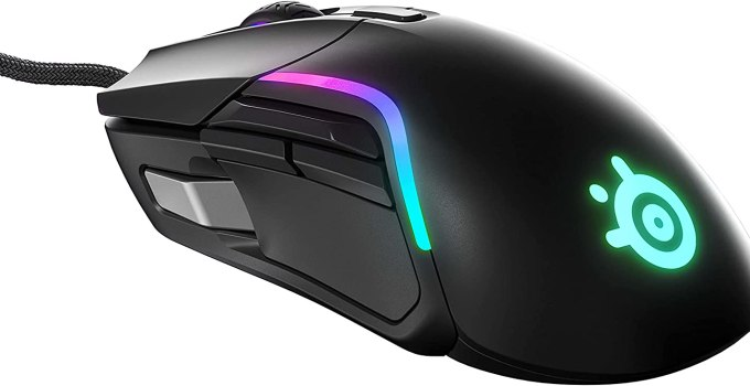 SteelSeries Rival 5 Gaming Mouse Review