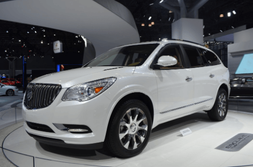 2020 Buick Encore Redesign Changes Release >> 2020 Buick Enclave Redesign Specs And Release Date Best